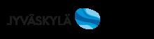 Ajassa-verkkolehden logo mustalla tekstillä