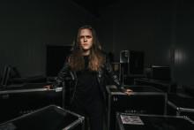 Arttu Lesonen Lost Society -yhtyeestä - promokuva