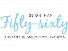 Fifty-sixty -joukkorahoituskokeilun logo