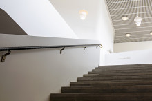 Jyväskylän kaupunginteatterin pääportaikko