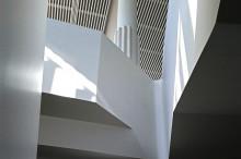 Arkkitehtuuria kaupunginteatterissa