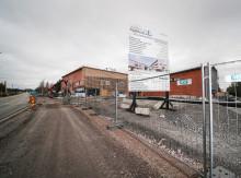Keljonkankaan yhtenäiskoulu on rakenteilla