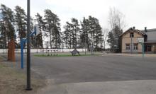 Korpilahden koulupihan lähiliikuntapaikka