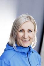 Vastaava liikunnanohjaaja Elina Oinonen