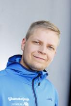 Liikunnanohjaaja Juha Kiukkonen