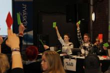 Nuorisovaltuusto vuosimallia 2013 äänestää