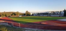 Vaajakosken liikuntapuiston kenttä ja liikuntahalli
