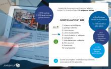 Kaupungin verkkosivuilla on ollut viime vuonna paljon liikennettä. Suosituimpia sivuja ovat olleet verkkokirjasto, jyvaskyla.fi-etusivu sekä Linkin sivut
