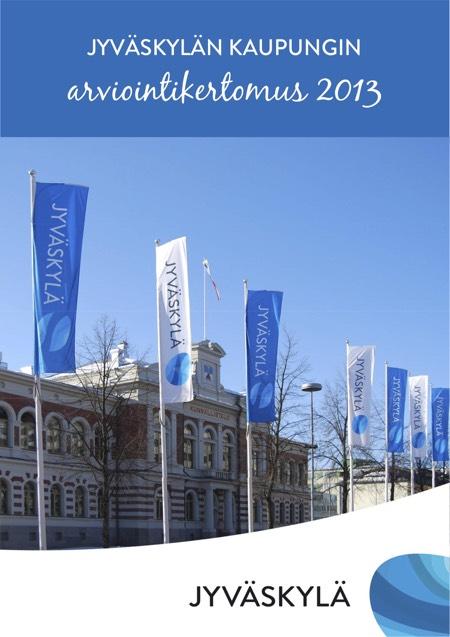 Arviointikertomus 2013 (pdf)