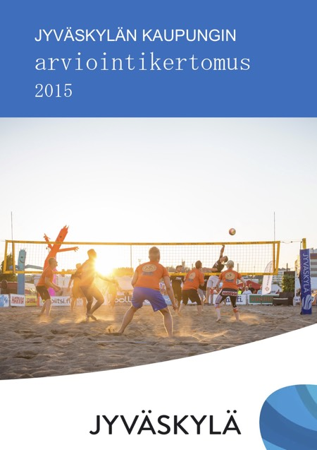 Arviointikertomus 2015 (pdf)
