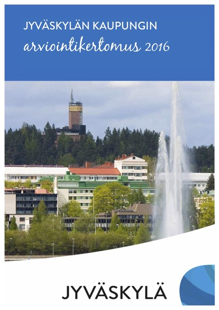 Arviointikertomus 2016 (pdf)