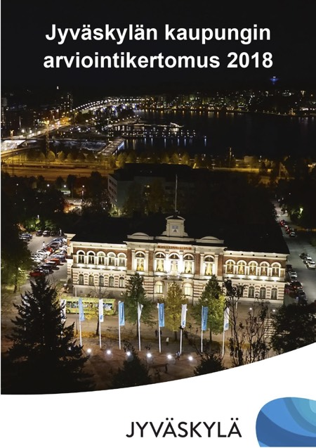 Arviointikertomus 2018 (pdf)