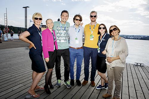 EBAN vieraat Jyväskylässä 2018
