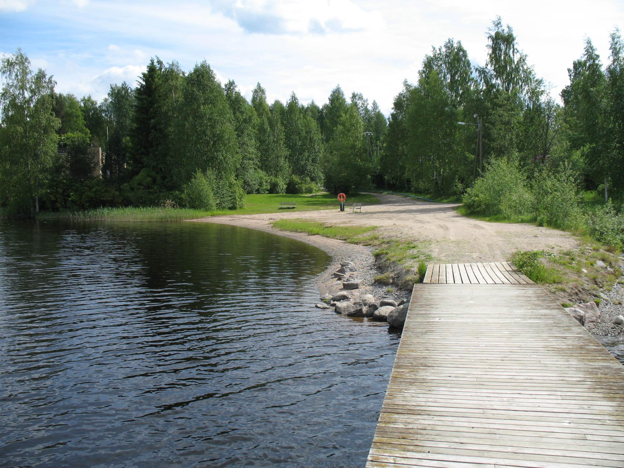 Ollilan uimaranta