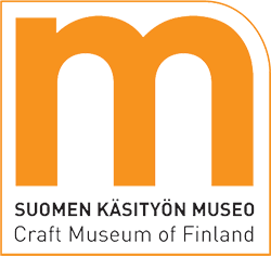 Suomen käsityön museo logo / Craft Museum of Finland logo